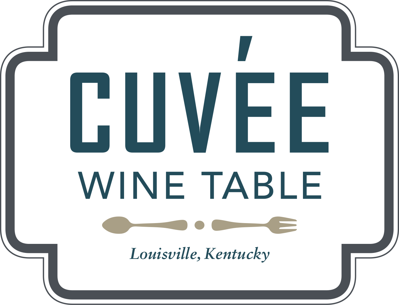 Cuvee Wine Table